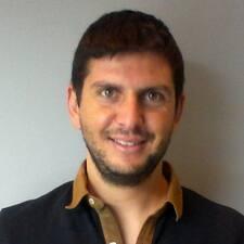 Användarprofil för José María