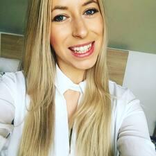 Rachael felhasználói profilja
