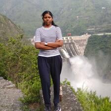 Ayshwarya User Profile