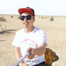 Profil utilisateur de Yixuan