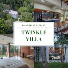โพรไฟล์ผู้ใช้ Twinkle Villa
