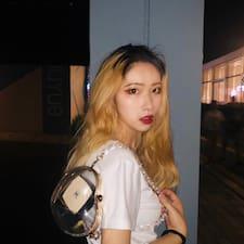 Perfil do usuário de 涵盖