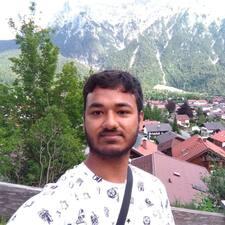Användarprofil för Mohammed Rezuyan