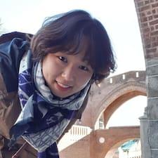 Sookyong felhasználói profilja