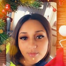 Myisha - Uživatelský profil