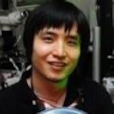 Profil utilisateur de Rongjin