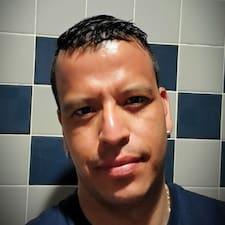Rene felhasználói profilja