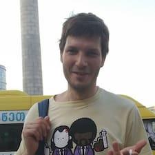 Perfil do usuário de Andrey