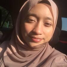 Notandalýsing Nur Aina Raihani