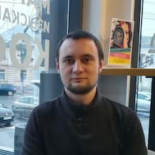 Profil utilisateur de Виктор
