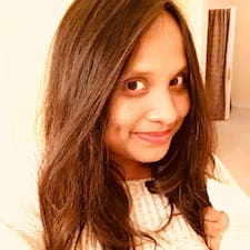 Profil utilisateur de Arpita