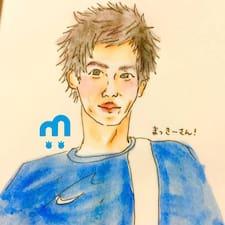 Perfil do utilizador de Masaki