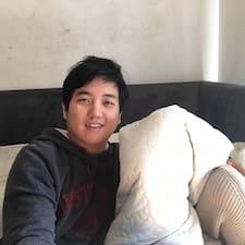Henkilön Chung Man käyttäjäprofiili