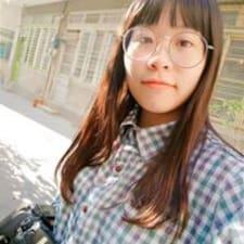 Perfil do usuário de 美菁