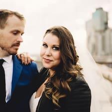 Sarah & Seth Brugerprofil