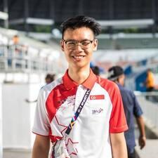 Wei Xuan felhasználói profilja