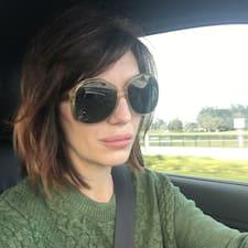 Profil utilisateur de Juliana