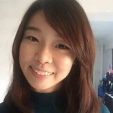 Jing Rong User Profile