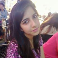 Heena User Profile