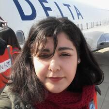 Profil utilisateur de Catalina Fernanda