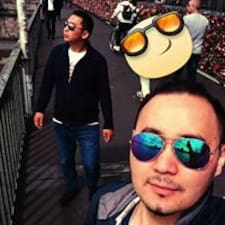 Profilo utente di Tsenguun
