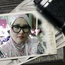 Tazmila User Profile