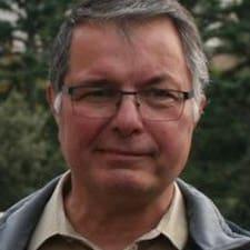 Henkilön Henri käyttäjäprofiili