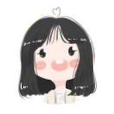 雨静 felhasználói profilja