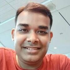 Profil Pengguna Divya Prakash