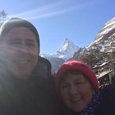 Eileen & John User Profile