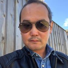 Profil Pengguna Damien