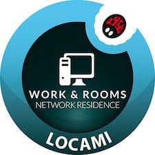 โพรไฟล์ผู้ใช้ Work&Rooms