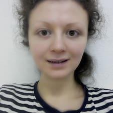 Nutzerprofil von Olesya