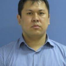 Yergali User Profile