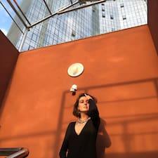 Anastasiia felhasználói profilja
