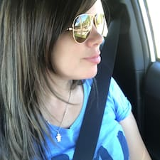 Dana Amancal felhasználói profilja