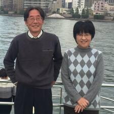 Nutzerprofil von Masato&Hiroko
