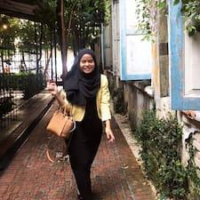 Profil utilisateur de Khairiyah