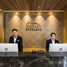 Sydney Hotel QVB Brugerprofil