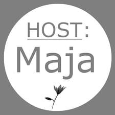 Nutzerprofil von Maja