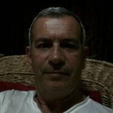 Fernando felhasználói profilja