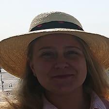 Päivi felhasználói profilja