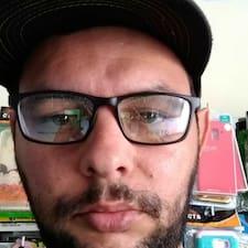 Profil Pengguna Iván