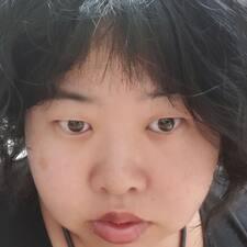 Perfil do usuário de 지연