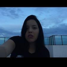 Profil utilisateur de Raíssa