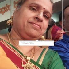 Nutzerprofil von V K Savithri