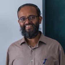 Rajeev felhasználói profilja