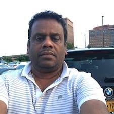 Profil utilisateur de Senthil