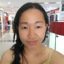 Kathrina felhasználói profilja