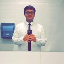 Aasim felhasználói profilja